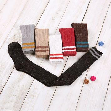 Christmas Thanksgiving Gift Long Socks [9259022212]