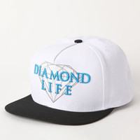 Diamond Supply Co Diamond Life Snapback Hat at PacSun.com