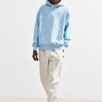 Champion Reverse Weave Pigment Dyed Hoodie Sweatshirt | Urban Outfitters