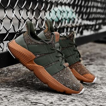 BomKinta Fly Weaving Men Casual Shoes Spring Summer Shoes Men High Quality Breathable Footwear For Male Damping Sneakers Men
