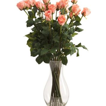 Two Dozen Roses Floral Arrangement
