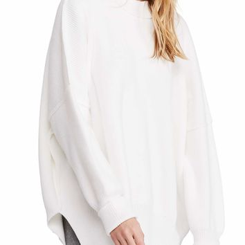 Free People - Easy Street Tunic in White