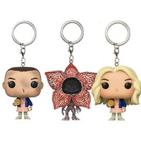 Stranger Things Keychain
