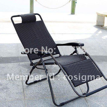 2017 New arrival rattan poolside outdoor furniture