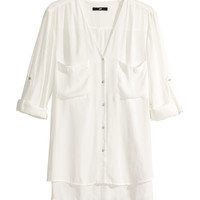 H&M - V-neck Blouse