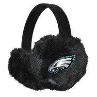 Philadelphia Eagles Women's Faux Fur Ear Muffs