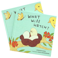 What Will Hatch? Children's Picture Book