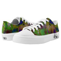 Play in Paint Printed Shoes