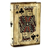 King of Clubs Book Box | Shop Hobby Lobby