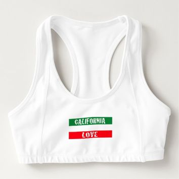 """California Love"" Sports Bra"