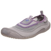 Cudas Women`s Flatwater Water Shoe,Grey,8 M US