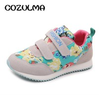 COZULMA Kids Shoes For Girl Children Shoes Sneakers Boys Girls Sneakers Autumn Girls Shoes Toddler Kids Sneakers Outdoor Flats