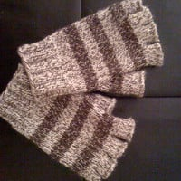 Men's Fingerless Gloves