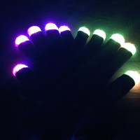LED Gloves Party Light Show Gloves