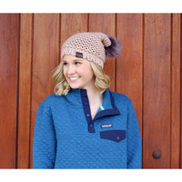 Park City Beanie - Rose