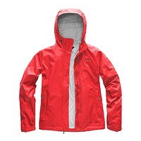 Women's Venture 2 Jacket in Juicy Red by The North Face