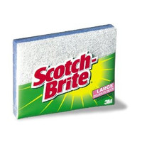 Scotch-Brite Delicate Care Scrub Sponge 445, 1-Count