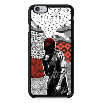 Twenty One Pilots Artwork Poster iPhone 6/6S Case