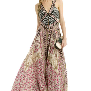 Marchesa Voyage Spices of Morocco Maxi