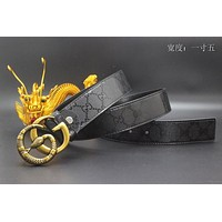 Gucci Belt Men Women Fashion Belts 537951