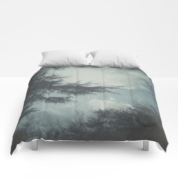 On Cool Days Comforters by DuckyB