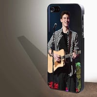 "Shawn Mendes perfomr  for iphone 4/4s/5/5s/5c/6/6+, Samsung S3/S4/S5/S6, iPad 2/3/4/Air/Mini, iPod 4/5, Samsung Note 3/4 Case ""005"""