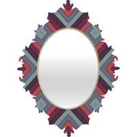 Shannon Clark Jewel Baroque Mirror