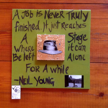Neil Young - Hippie Dream