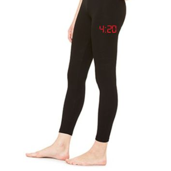 420 Four Twenty Weed THC - LEGGING
