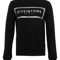 Criminal Damage 'Give In To Me' Sweatshirt* - Branded Hoodies and Sweatshirts - Men's Hoodies & Sweatshirts - Clothing