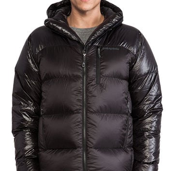Patagonia Fitz Roy Down Parka in Black