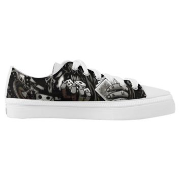Graffiti 2 Mens Shoes Printed Shoes