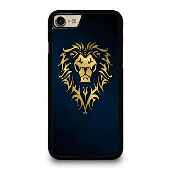 WORLD OF WARCRAFT ALLIANCE Case for iPhone iPod Samsung Galaxy