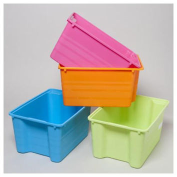 Stacking/Nesting Box 4 Colors
