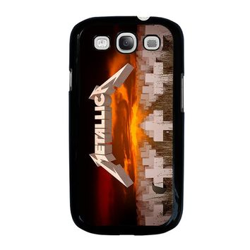 METALLICA MASTER OF PUPPETS Samsung Galaxy S3 Case Cover