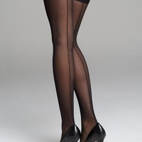 L'Agent by Agent Provocateur Fishnet Hold Up Tights