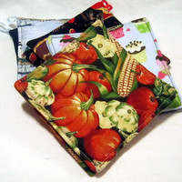 4 sets of Kitchen Potholders, Your choice, Custom Order