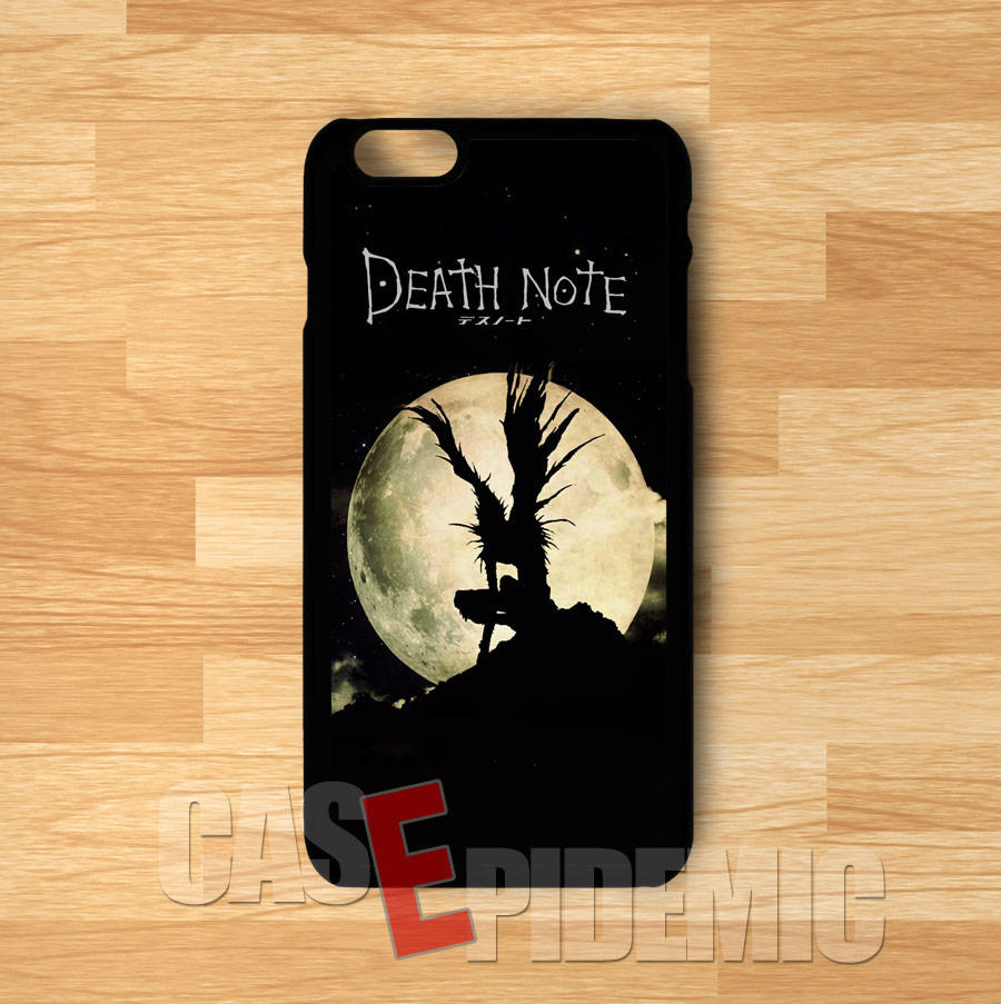 Anime Death Note Ryuk Death God From Casepidemic