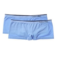 Seamless Classic Hipster Boyshorts 2-Pack