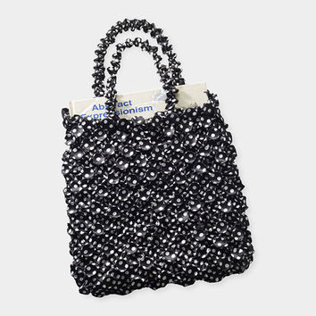 Expandable Shibori Bag | MoMA Store