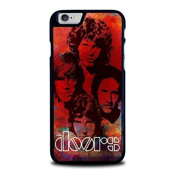 the doors iphone 6 6s case cover  number 1