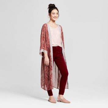 Women's Sheer Duster - Xhilaration™
