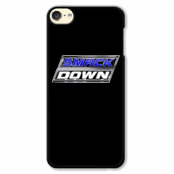 Wwe Smackdown Logo iPod Touch 6 Case