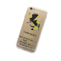 iPhone Hogwarts House Hufflepuff Case