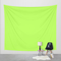 Green Wall Tapestry by Beautiful Homes