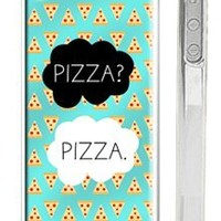 The Fault in Our Stars iPhone 5 5s Case - Okay? Okay. Parody iPhone 5s Cover - Pizza iPhone 5 Cover