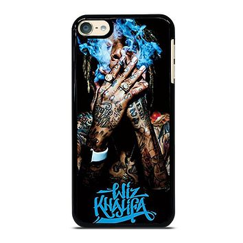 WIZ KHALIFA SMOKE iPod 4 5 6 Case