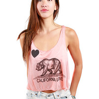 California Love Singlet