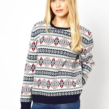 Pretty Vacant Fairisle
