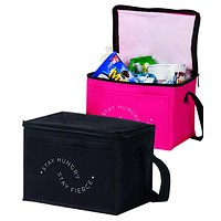Stay Hungry Stay Fierce - Insulated Lunch Tote